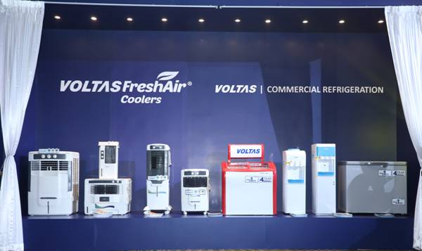 Voltas launches new inverter ACs, refrigerators and water coolers in India