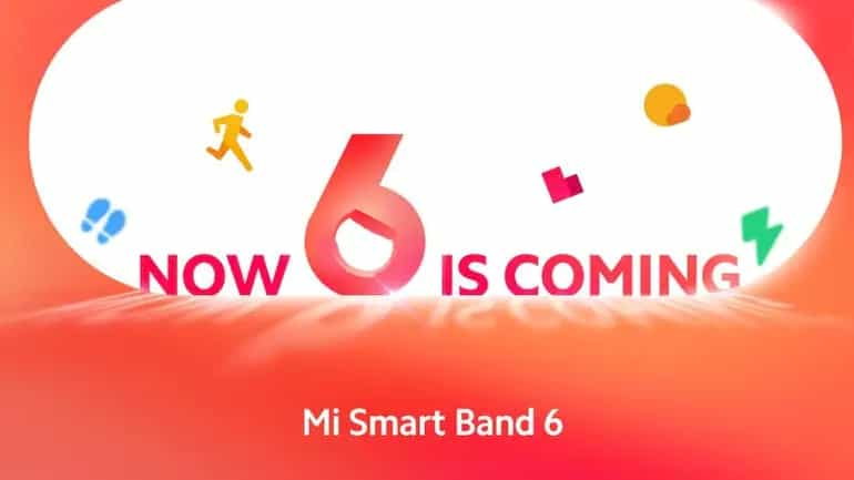 Xiaomi Mi Band 6 To Be Unveiled On March 29
