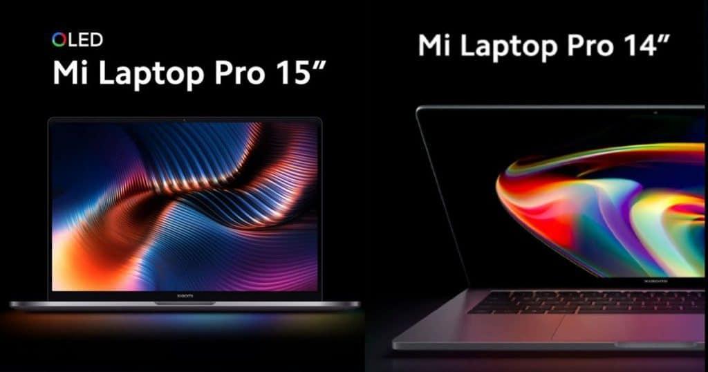 Xiaomi launches Mi Laptop Pro with 11th gen Intel Core processor