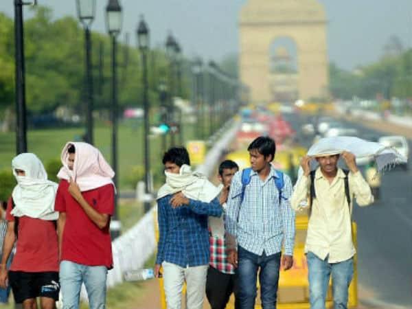 delhi summer - updatenews360