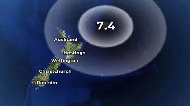 earthquake newzland - updatenews360