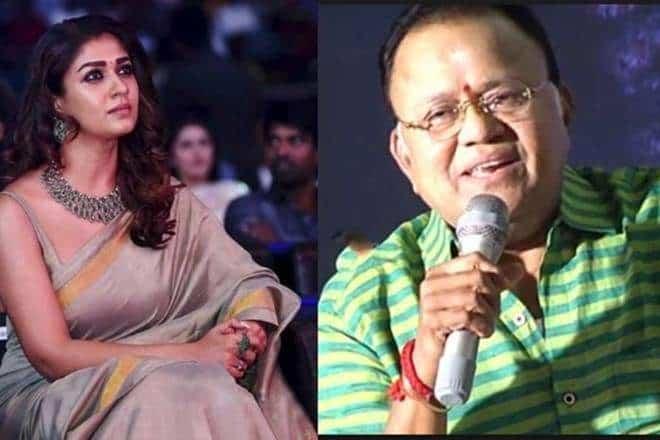 radharavi - nayanthara - updatenews360