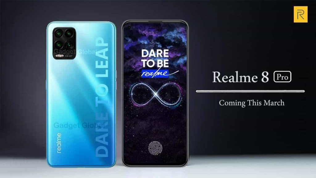 Realme 8 series prices in India tipped hours ahead of launch event