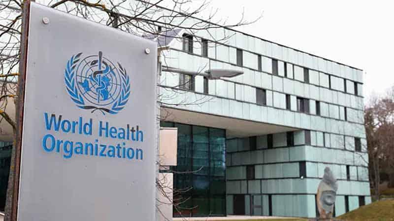 world health org - updatenews360