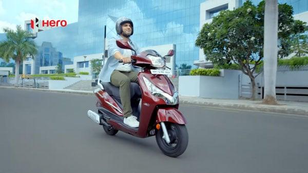 Hero Destini 125 Platinum Launched In India Priced At Rs 72,000