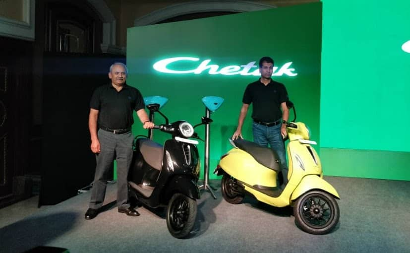 Bajaj Chetak Electric bookings stopped within 48 hours due to high demand