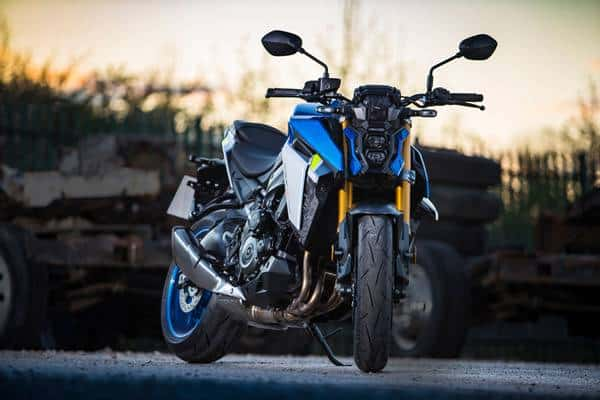 2021 Suzuki GSX-S1000, with sharper design and new features, revealed