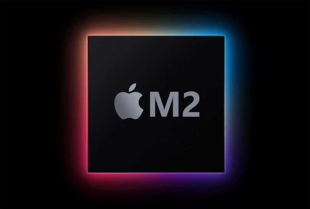 Apple M2 chipset go in mass production this month