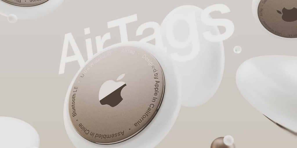 Apple launches tracking device AirTag