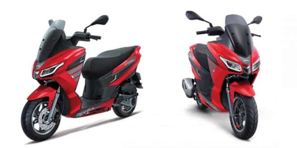 Aprilia SXR 125 maxi-scooter launched in India