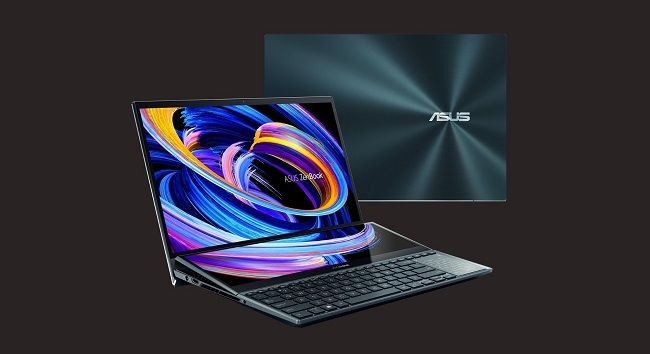 Asus launches ZenBook Duo 14, Pro Duo 15 OLED laptops with dual screens