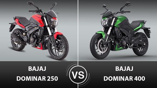 Bajaj Dominar 250 and Dominar 400 get a price hike
