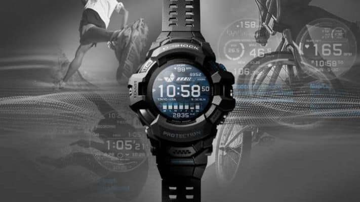 Casio G-Shock GSW-H1000 with WearOS launched