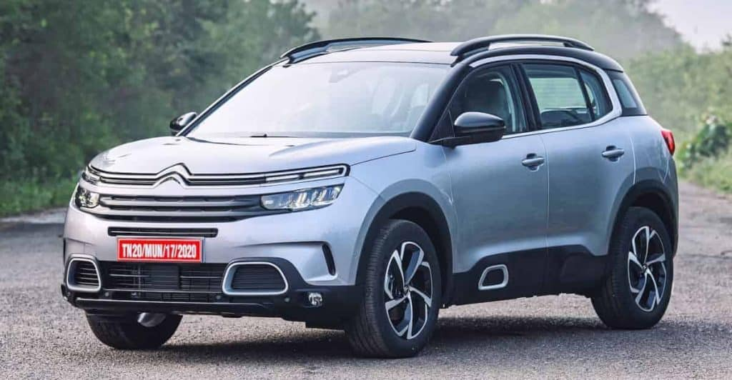 Citroen C5 Aircross SUV launched