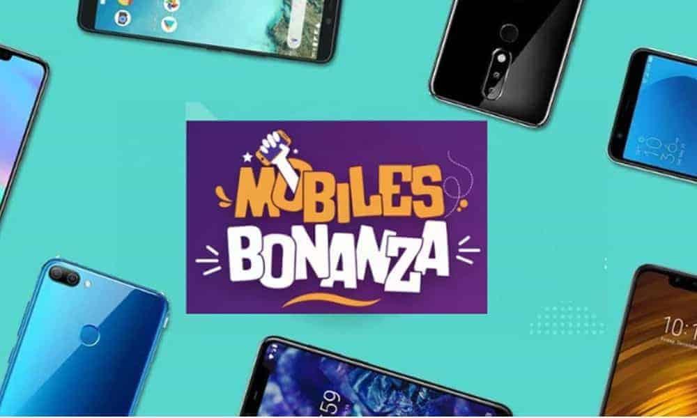 Flipkart Mobiles Bonanza sale is now live
