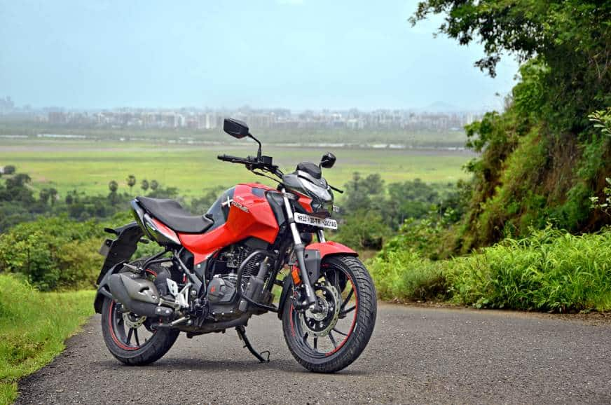 Hero motorcycles prices increased from 1 April 2021