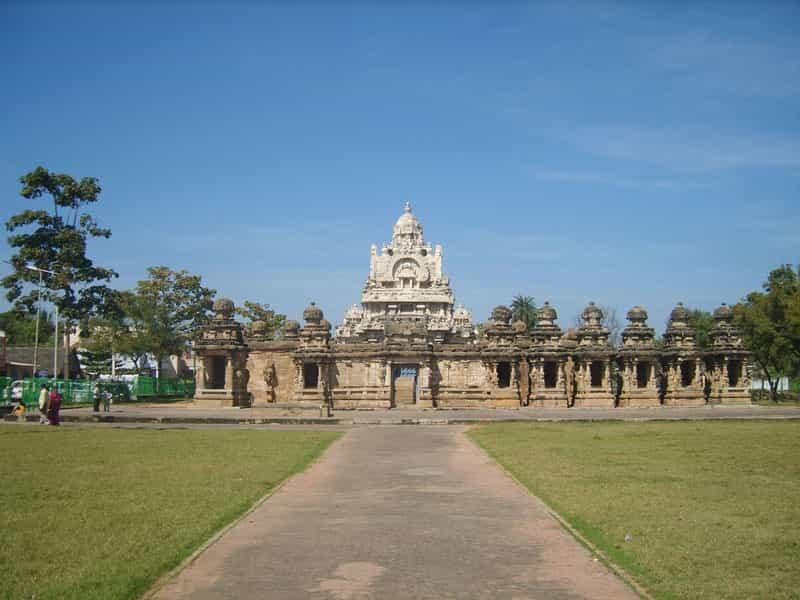 Kanchipuram kailasanathar temple 1 - updatenews360