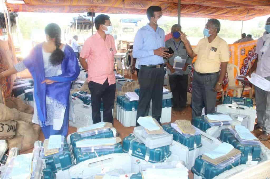 Kumari Voting machine 1- updatenews360