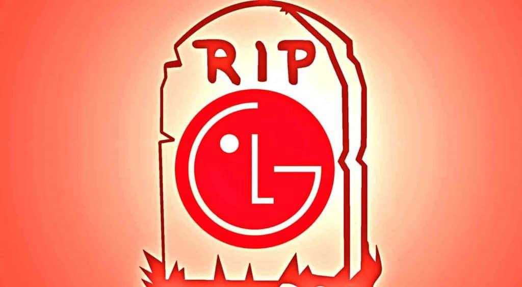 LG announces closure of smartphone business