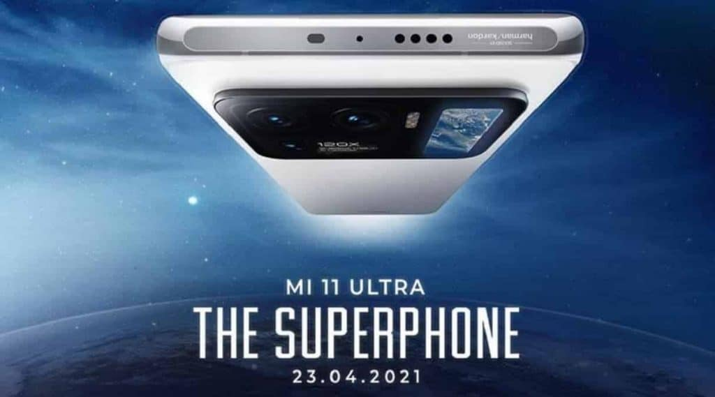 Mi 11 Ultra price leaked ahead of launch