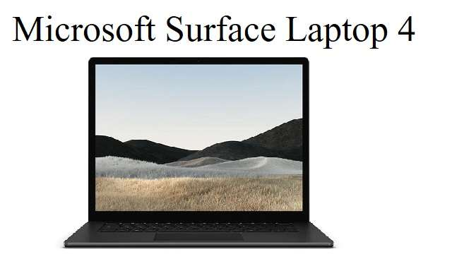Microsoft Surface Laptop 4 laptop launched with powerful CPU, know the price