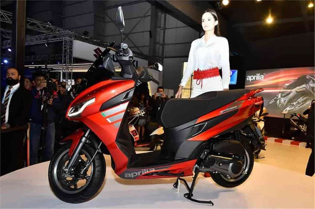 New Aprilia SXR 125 to be priced at Rs 1.15 lakh