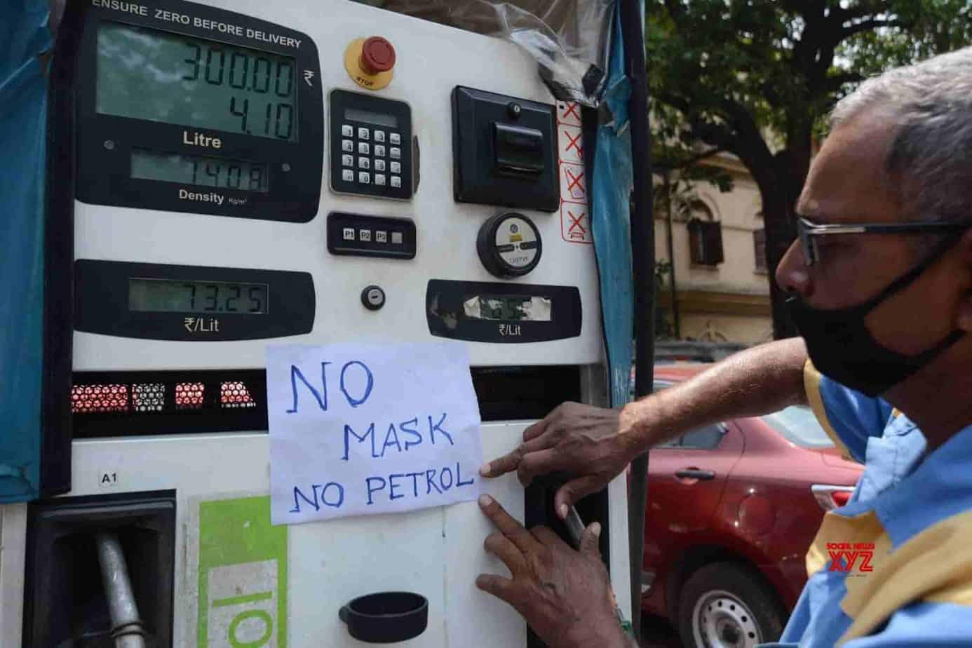 No mask no petrol - updatenews360