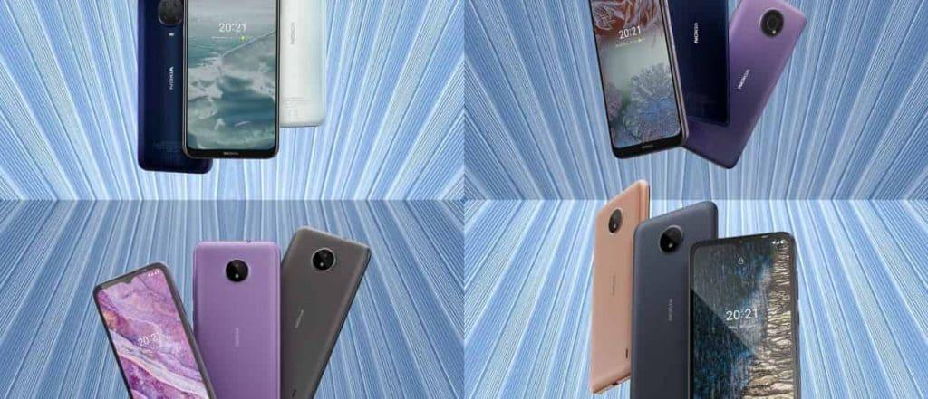 Nokia G20, G10 announced