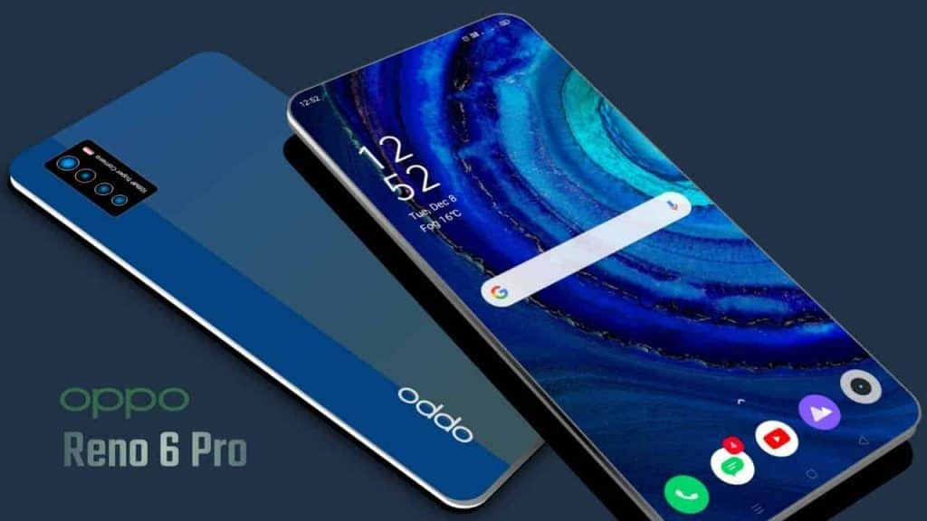 Oppo Reno 6 Pro smartphone can be launched with 64MP camera, the report reveals