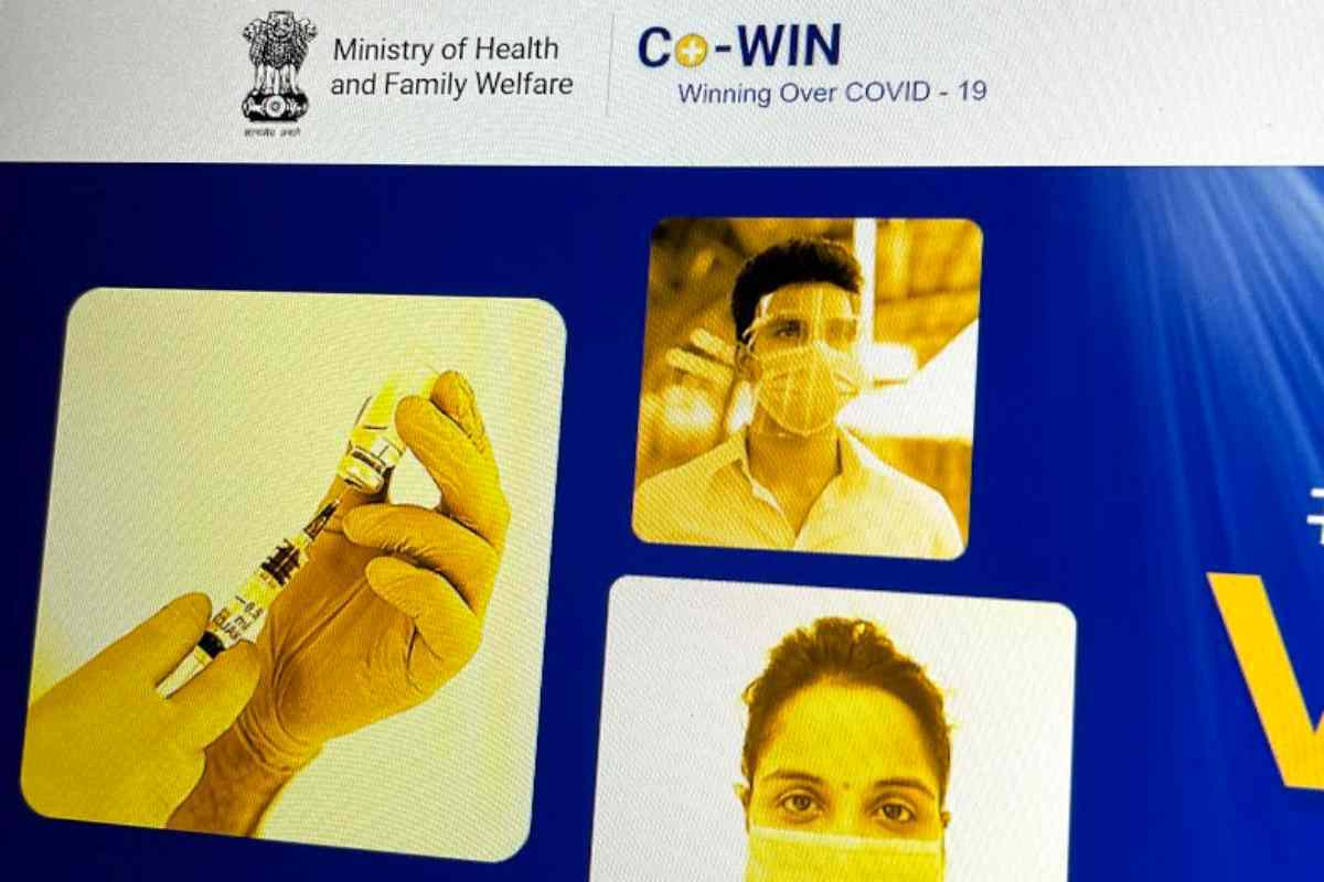 Over 1.3 Crore registered for COVID vaccination through CoWIN portal