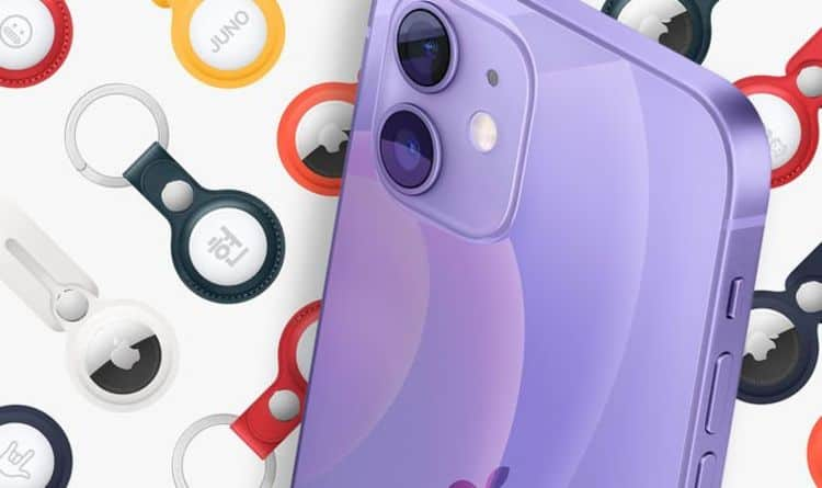 Purple iPhone 12, iPhone 12 mini, AirTags now available in India