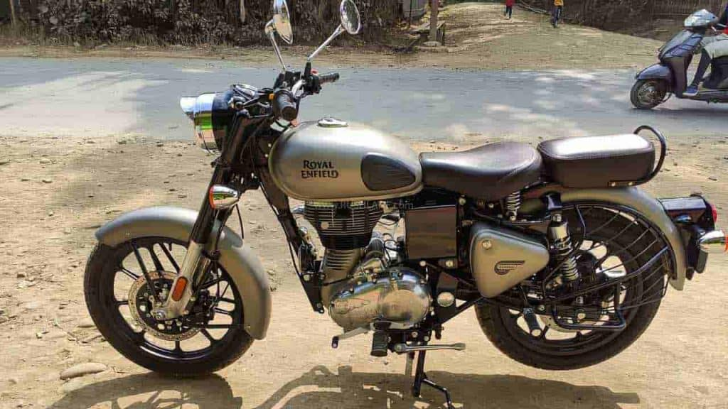 Royal Enfield Classic 350 prices increased