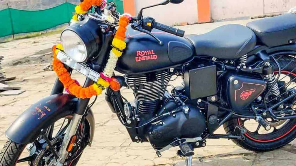 Royal Enfield motorcycle prices increased from 1 April 2021