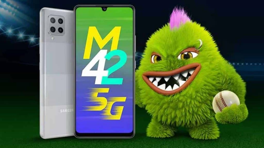 Samsung Galaxy M42 5G launching in India