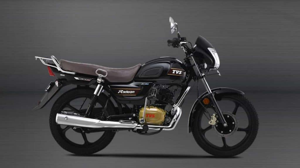 TVS Radeon and Sport prices increased in India