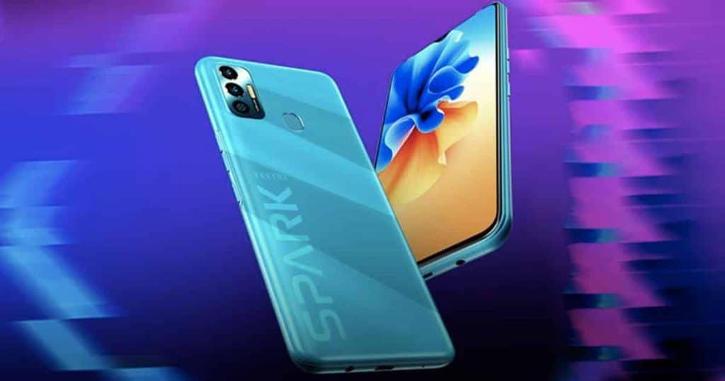 Tecno Spark 7 launching in India on April 9