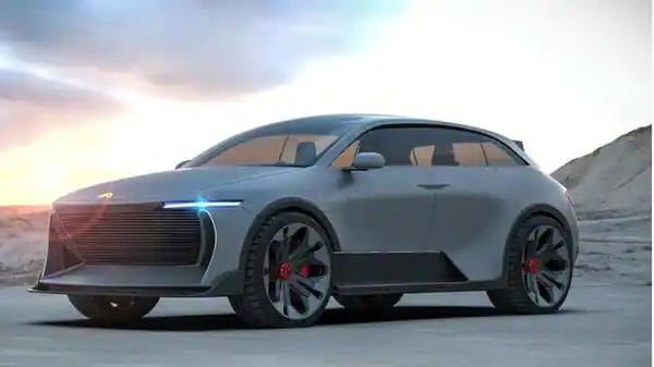 This EV startup is building world's first solar-powered electric SUV
