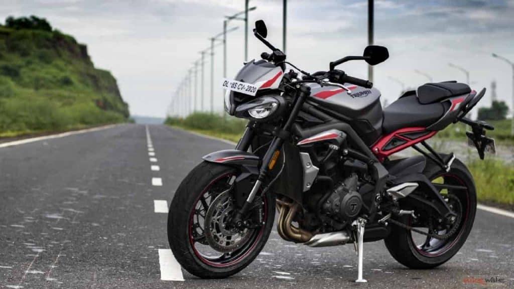 Triumph Street Triple R, Rocket 3 prices increased substantially in India