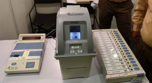 What is EVM How does it work in India