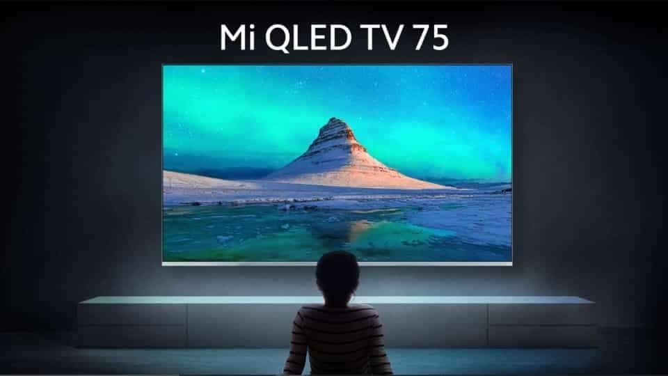 Xiaomi to launch Mi QLED TV 75 in India on April 23