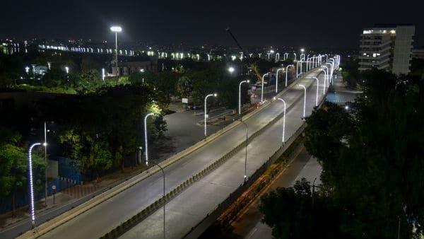 delhi curfew - updatenews360