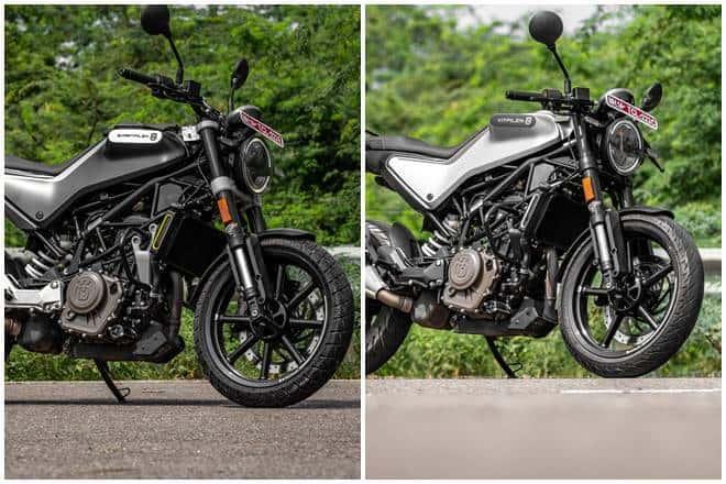Husqvarna Svartpilen 250, Vitpilen 250 prices increased in India