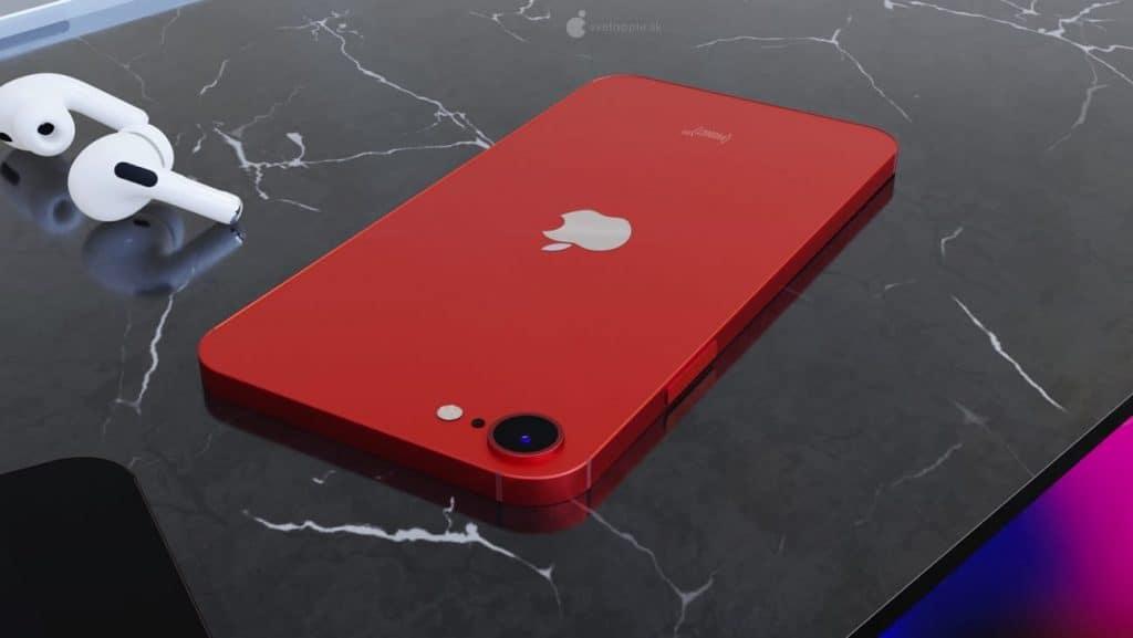 Apple's iPhone SE 2022