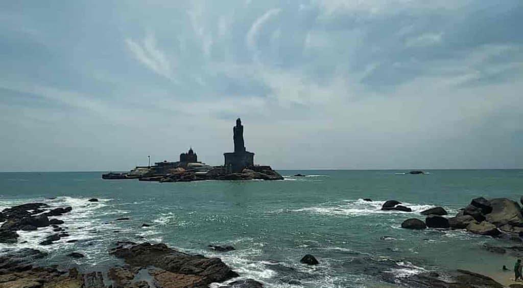 kumari - thiruvalluvar statue - updatenews360