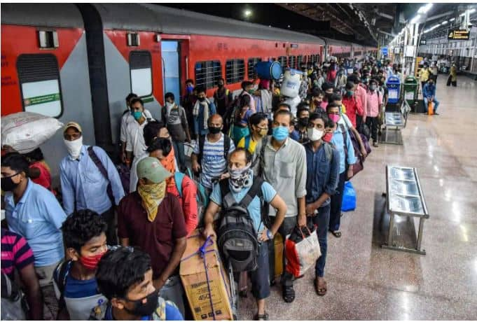 mumbai migrant workers - updatenews360