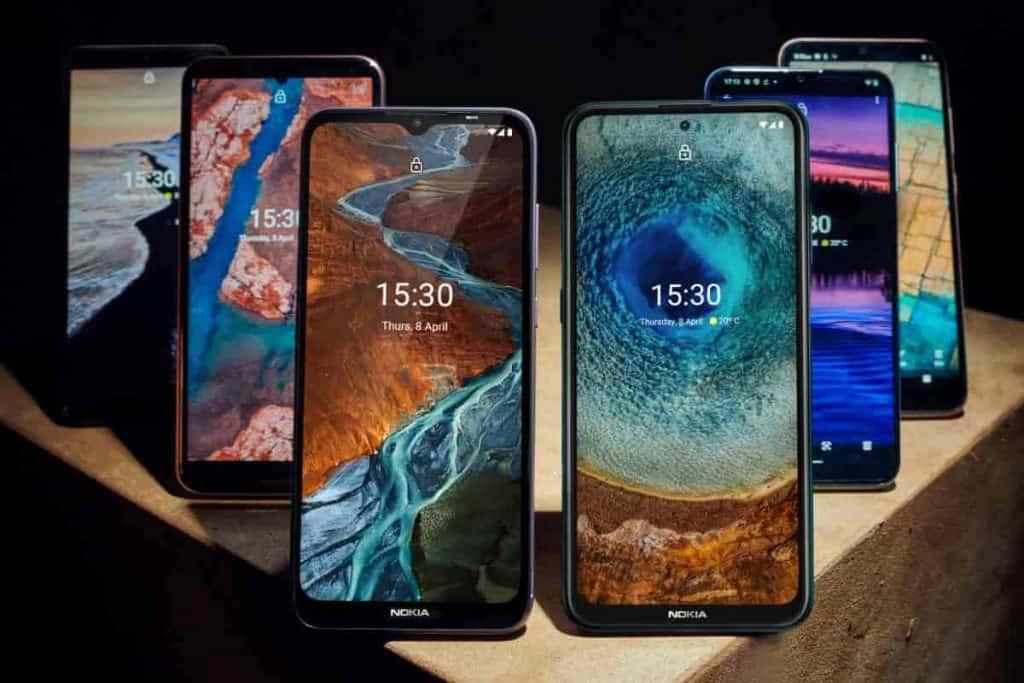 Nokia launches Nokia X20, X10