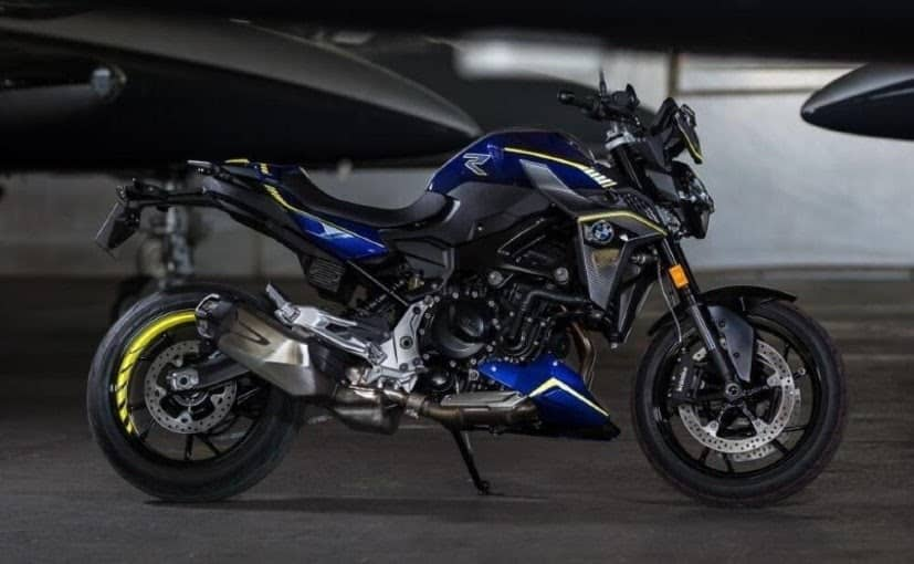 Limited Edition BMW F 900 R Force unveiled