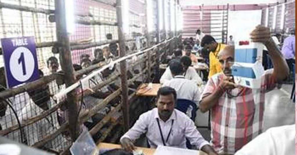 tamilnadu vote counting - updatenews360