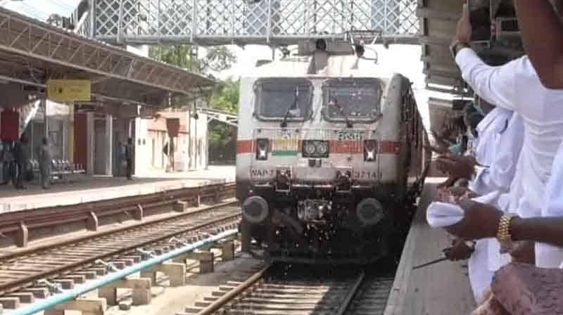 tejas Train -Updatenews360