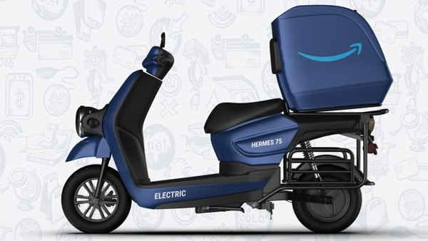Kabira Mobility Hermes 75 High-Speed Commercial Delivery Electric Scooter Launched In India